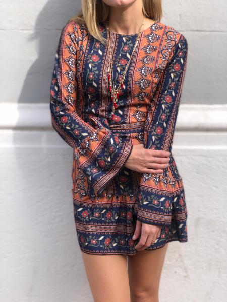 Vestito donna, corto - Manica lunga - Vestito aderente - Abbigliamento donna gogolfun.it