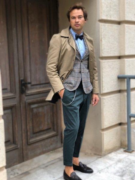 Pantaloni uomo - Pantaloni chino - Paul Miranda - Negozio di abbigliamento gogolfun.it