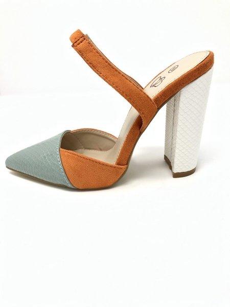 Scarpe alte - Scarpe donna colorate - Gogolfun.it