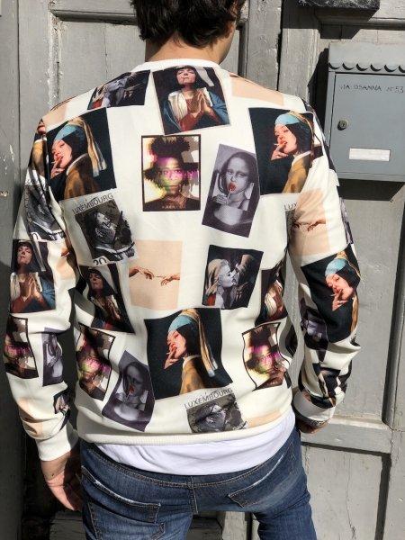 Sweater, unisex - New collection - Gogolfun.it
