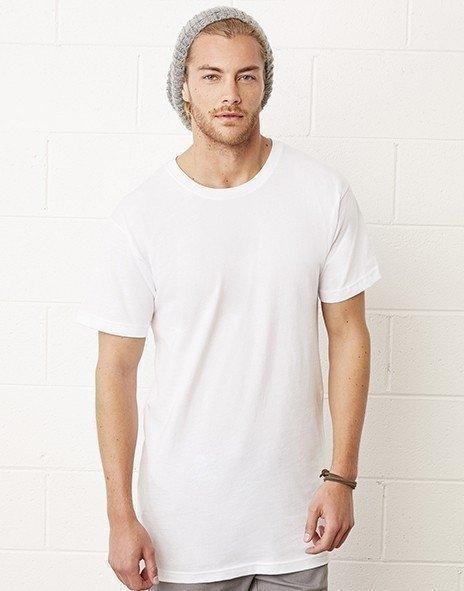 Maglietta bianca - Lunga - Gogolfun.it