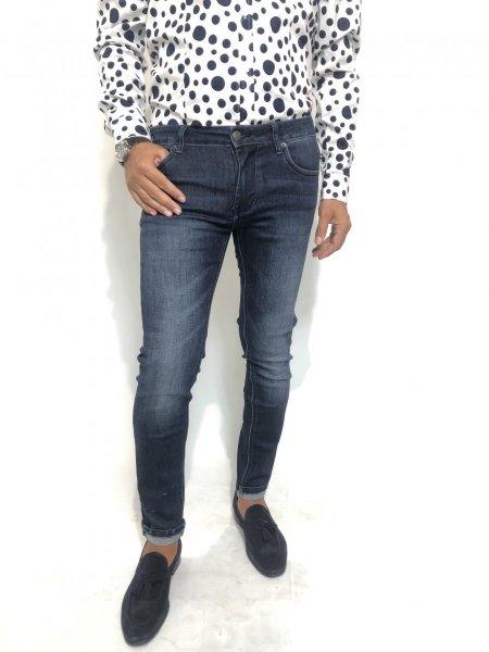 Jeans uomo, skinny - Kej Jey - Abbigliamento uomo gogolfun.it