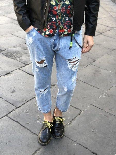 Jeans uomo - Chiari - Abbigliamento uomo - Gogolfun.it