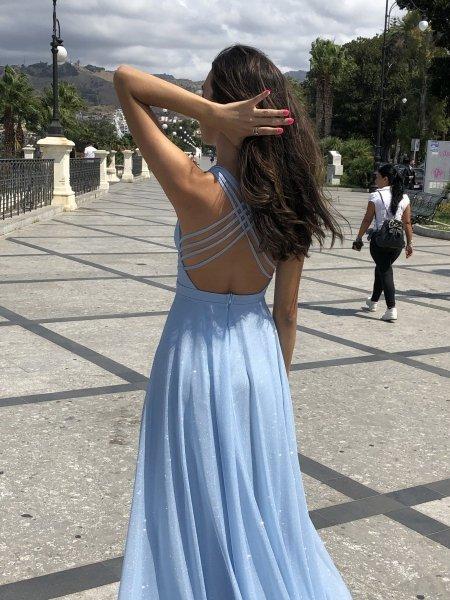 Suknia na wesele - Sukienka elegancka - Sukienki online - Gogolfun.it