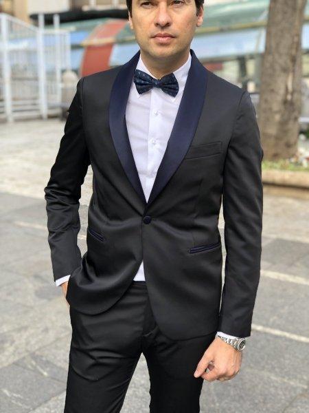 Smoking uomo - Vestiti eleganti uomo  - Negozio abbigliamento uomo Gogolfun.it
