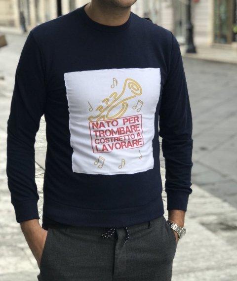 Felpa uomo - Divertente - Gogolfun.it