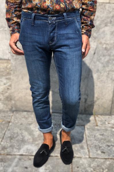 Jeans uomo - Skinny - Jeans Key Jey - Gogolfun.it