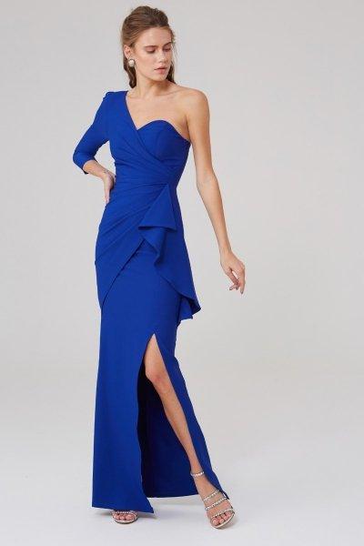 Vestito elegante a sirena - Cerimonia donna - Gogolfun.it