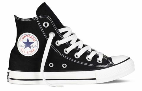Converse nere - Sneakers nera - Roma - Converse - Gogolfun.it