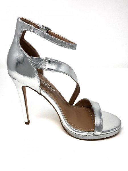 Scarpe cerimonia donna argento - Eleganti - Gogolfun.it