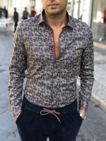 Camicie uomo - Fantasia - Shop online - Gogolfun.it