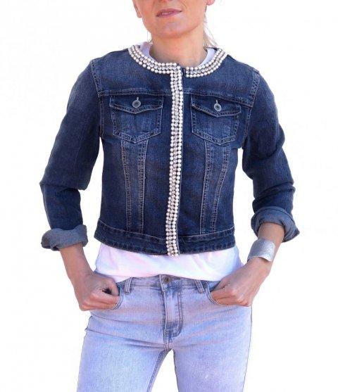 Giubbotti donna - Giubbotto di jeans - Slim - Gogolfun.it