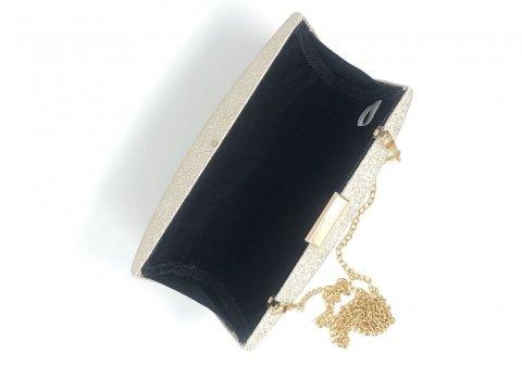 Borsetta oro - Borse donna da cerimonia - Bag - Gogolfun.it