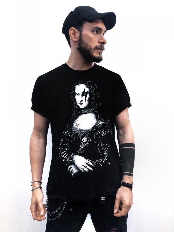 T shirt uomo - T shirt nera - Magliette - Gogolfun.it