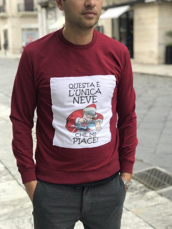 Felpa Natalizia - Divertente - Idee regalo - Shop Gogolfun.it