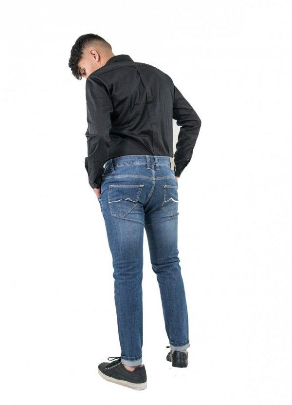 Jeans vita alta - Jeans - Key Jey - Gogolfun.it