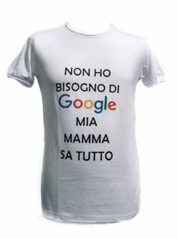 T-shirt - Mamma - shop Gogolfun.it