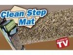 Clean Step Mat - magiczna wycieraczka do butów