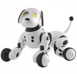 Robopiesek Pies RC inteaktywny Sterowany + pilot