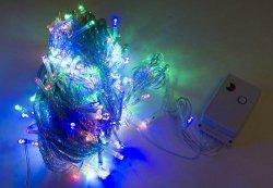 Lampki Choinkowe LED ZEW/WEW 200LED 20M