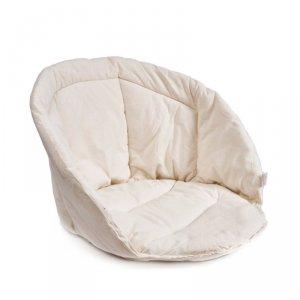 Poduszka na huśtawę fotel bocianie gniazdo ecru
