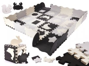 Puzzle piankowe mata dla dzieci 36el. czar-szar-bi