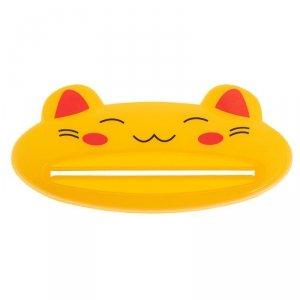 Wyciskacz do pasty do zębów zwierzątka kot