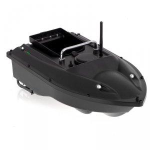 Łódź RC zanętowa łódź na zanętę czarna