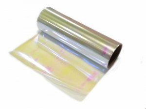 Folia rolka do lamp kameleon transparentna 0,3x8,5m
