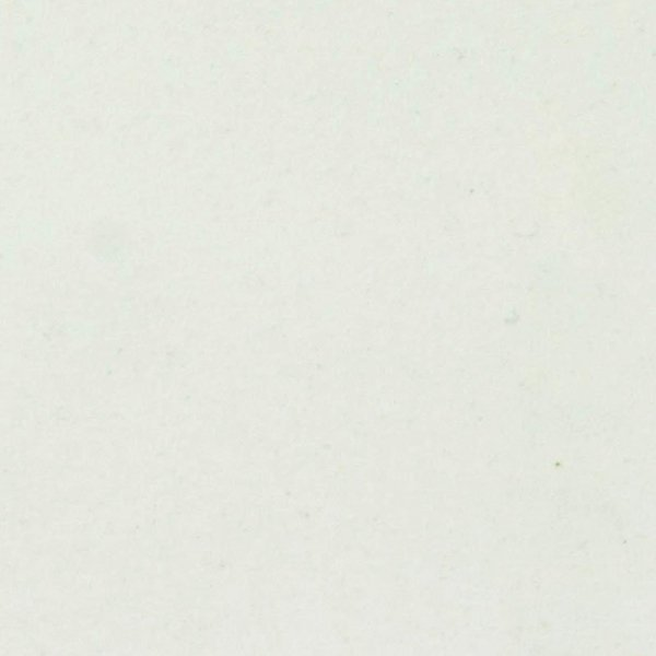 Folia odcinek aksamitna biała 1,52x0,1m