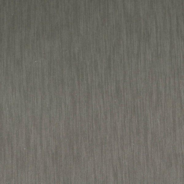 Folia odcinek szczotkowana szara 1,52x0,1m
