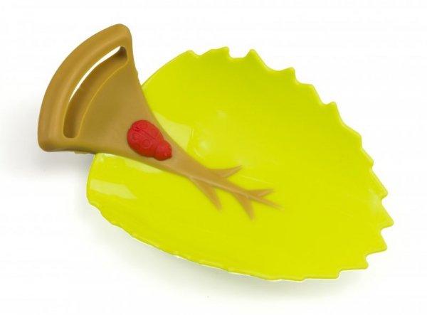 Nakładka na kran przedłużka dla dzieci liść