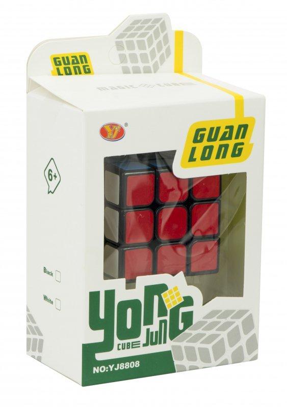 Gra logiczna Kostka łamigłówka 3x3 classic 5,65cm