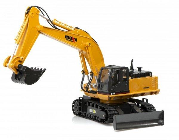 Koparka Spychacz RC H-Toys 1510 11CH 2.4Ghz 1:16
