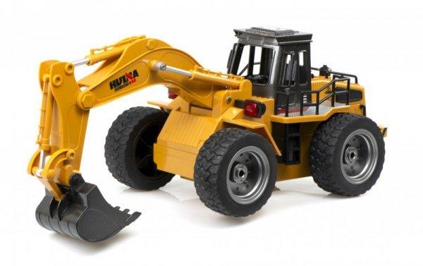 Koparka RC H-Toys 1530 6CH 2.4Ghz RTR 1:18