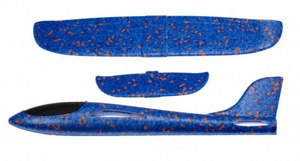 Szybowiec Samolot styropianowy mix kolor 34x33cm