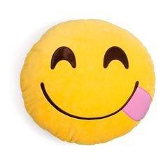 Poduszka Dekoracyjna  Emotki Emoji - pychota