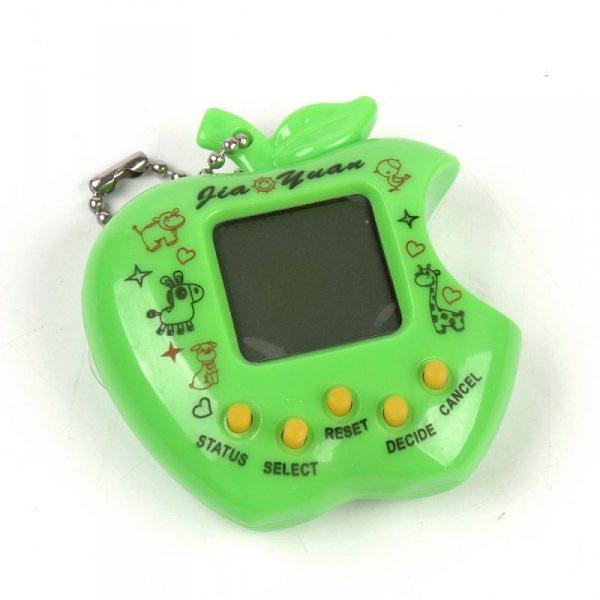 Zabawka Tamagotchi elektroniczna gra jabłko