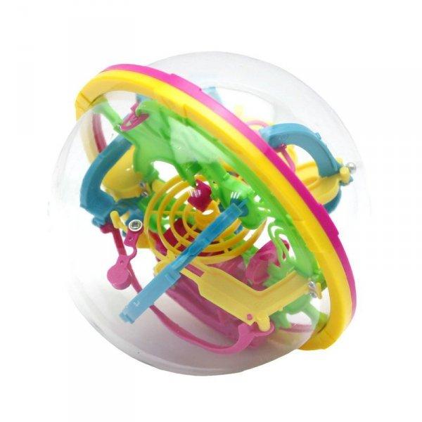 Kula labirynt IQ balls 100barier 13cm
