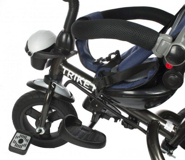 Rowerek Trójkołowy Trike FIX SE 6w1 Granatowy
