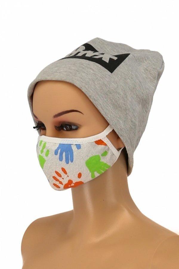 maska z wymiennym filtrem