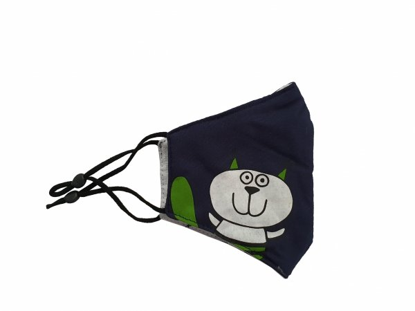 maseczki ffp3 dla dzieci kotek