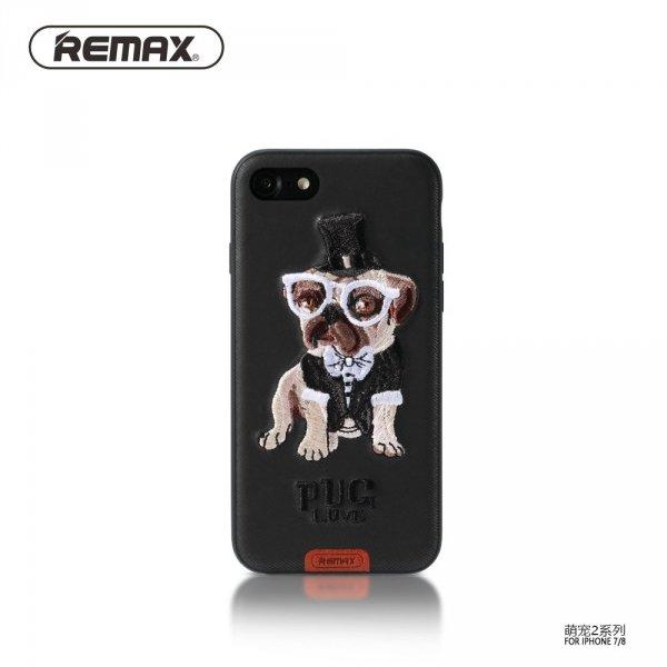 Etui z psiakiem Remax RM-1647 iPhone 7/8 PLUS