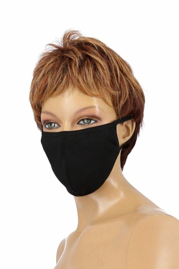 bawełniana maska ochronna na twarz z filtrem węglowym n99
