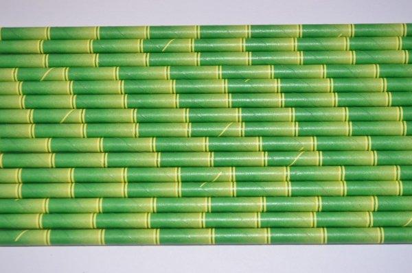 bambusowa rurka