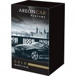 Areon PERFUME 50 ml GLASS Gold