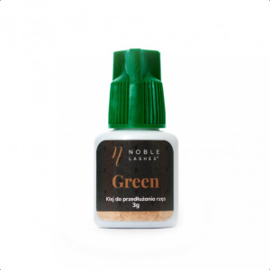 Wimpernkleber GREEN 3ml