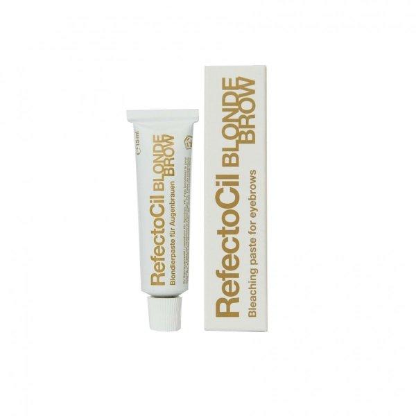 RefectoCil Augenbrauen- und Wimpernfarbe - Blondierpaste (BLONDE BROW)