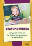 Grafomotoryka Karty pracy na zajęcia korekcyjno-kompensacyjne w przedszkolu