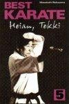 Best karate 5 Heian Tekki
